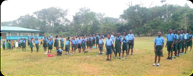 Dougbe River Presbyterian School of Liberia (DRPSL)